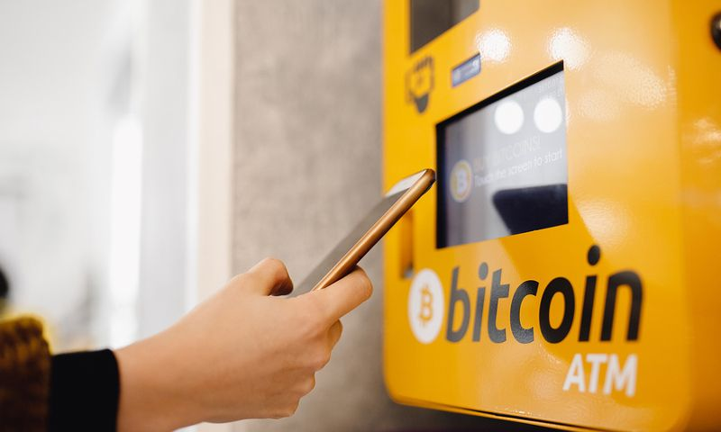 Bitcoin ATM by phone